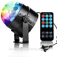 Disco Light 79% OFF on Lightning Deal! Perfect for Any Party!