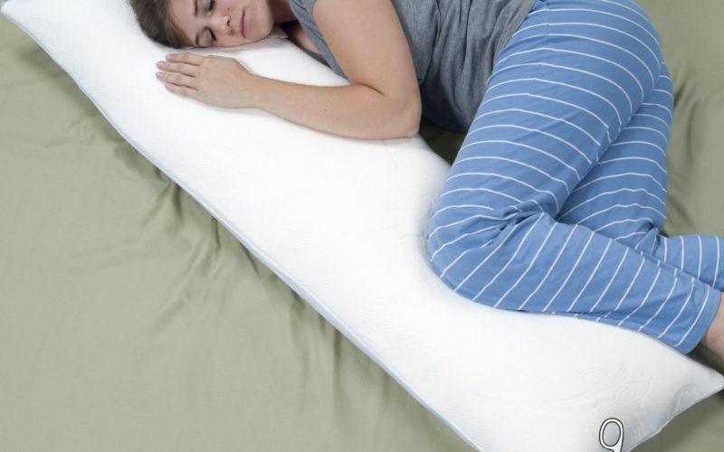 $17.99 Memory Foam Body Pillow on Lightning Deal! (Save 40% OFF)