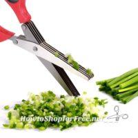 80% OFF Stainless Steel Herb Scissors!!