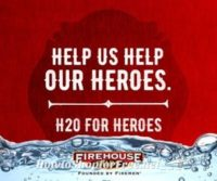 FREE Medium Sub at Firehouse Subs w/ Water Bottle Donation