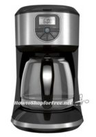 $19.99 BLACK+DECKER 12-Cup Coffeemaker, Today Only