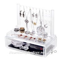 Jewelry Display and Storage Case UNDER $12!!