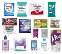 FREE Household Essentials Sample Box ~Available Again!