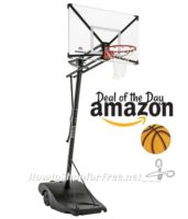 Save $120 on Silverback NXT Portable Basketball Hoops!!