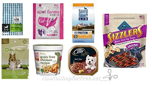 FREE Food & Snack Samples for your Furbaby!!