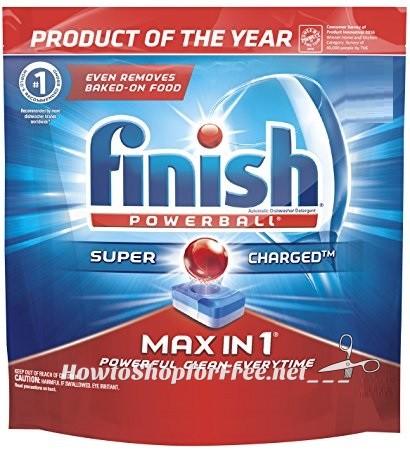 $1.99 Finish Max in 1 Powerball 12ct. @ Job Lot (7/6-12)