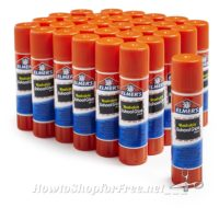 Elmer's School Glue Sticks, only 26¢ per stick!