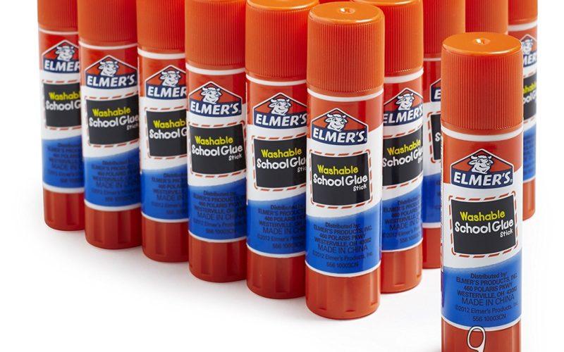 Elmer's School Glue Sticks, only 26¢ per stick!