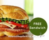 FREE Sandwich with the Honeybaked Ham App!