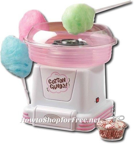Cotton Candy Maker UNDER $20!