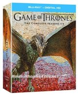 SAVE $65 on Seasons 1-6 of Game of Thrones!!!