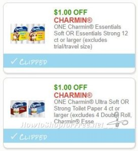 image regarding Charmin Coupons Printable identify Clean Printable Coupon codes** 2 Charmin Discount codes Pre-Clipped for