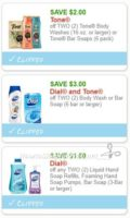 **NEW Printable Coupons**3 Dial or Tone Coupons Pre-Clipped for You!