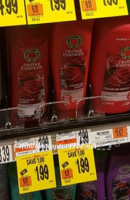 Herbal Essence Shampoo or Conditioner only $.49 at Wegman's!