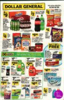 Look what we have!! Dollar General Ad Scan  9/24 – 9/30