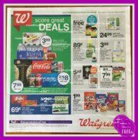 Walgreen's Ad Scan  9/17 – 9/23