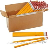 **Amazon BTS Deal** AmazonBasics Pencils (96ct) ~ WOW! ONLY 8¢ Per Pencil!!