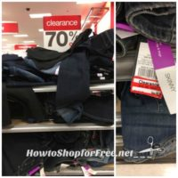 70% OFF Jeans at Target!!!