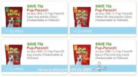 **NEW Printable Coupons** 4 Pup-Peroni Coupons Pre-Clipped for You!