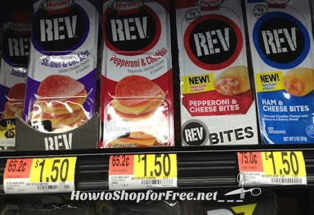 Grab a 75¢ REV Snack @ Walmart, No Coupons Required!