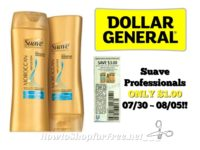 Suave Professionals ONLY $1.00 at Dollar General 07/30 ~ 08/05!!