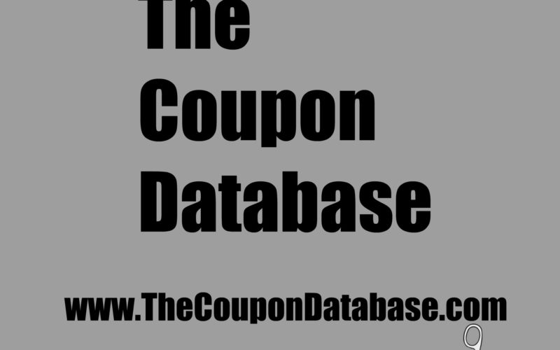 Coupon Database How To Shop For Free With Kathy Spencer