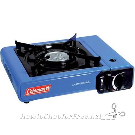 Coleman 1-Burner Camp Stove UNDER $13!