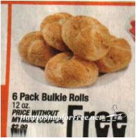 FREE Bulkie Rolls