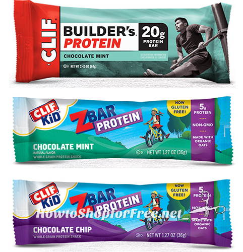 Voluntary Recall of CLIF Bars (3 Chocolate Varieties)
