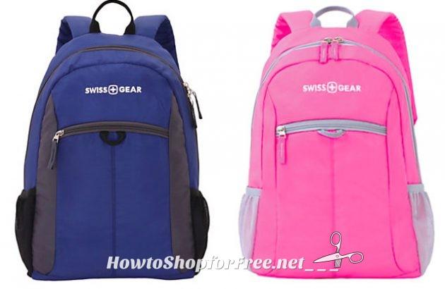 $10 SwissGear Backpacks!! (Reg/$29) +FREE S&H!