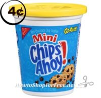 Nabisco to Go Cups 4¢ at Shaw's 07/28 – 08/03