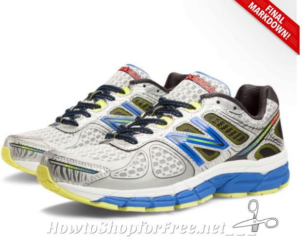 $40 New Balance Men & Women's Running Shoes! (Orig/$115)