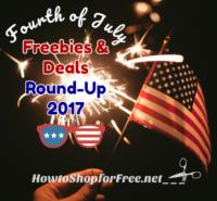 Holiday Weekend HUGE FREEBIE Roundup!