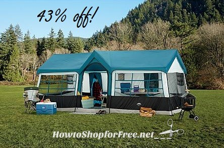 Northwest Territory 12-Person Tent, $142 OFF!