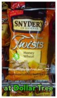 75¢ Snyder's Pretzels.. NO Coupons Needed!