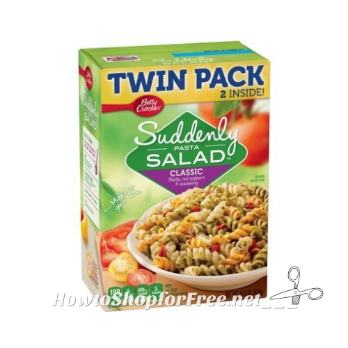 $2.23 Suddenly Salad twin packs at Walmart