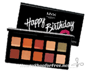 FREE Eyeshadow Palette from Ulta