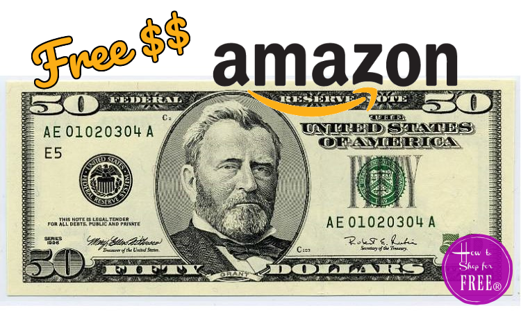 It's Back!!!  $50.00 in FREE Shopping at Amazon!!