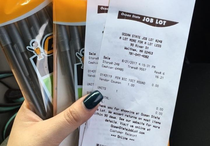 More *FREE* BiC Pens with 8/20 Coupon!