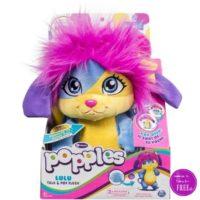 Popples Talk and Pop only $7.99!! (62% OFF)