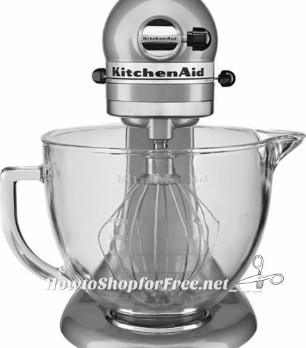 $220 OFF~ KitchenAid Tilt-Head Stand Mixer, Today Only!