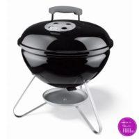 $7 Weber 14″ Smokey Joe Charcoal Grill!! (77% OFF)