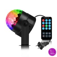 Disco Ball Party Light 79% OFF on Lightning Deal!