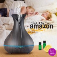 69% OFF Aroma Essential Oil Diffuser ~Today Only