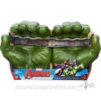 68% OFF Hulk Gamma Grip Fists ~Fun Holiday Gift!