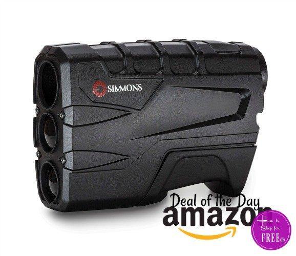 40% OFF Simmons Laser Rangefinder, Today Only!