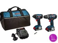 **Amazon Deal of the Day** Bosch 2-Tool Combo Kit ~ ONLY $129.00 Shipped!!