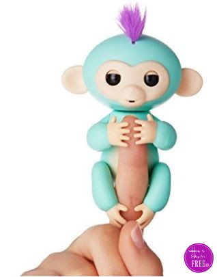 In Case You Missed them at Christmas ~ Fingerlings are Back in Stock ONLY $14.99!!