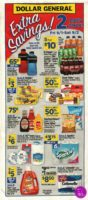 Dollar General 8/27 – 9/2 Early Ad Scan