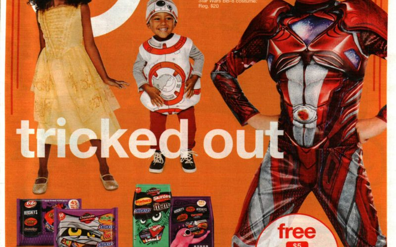 NEW TARGET AD! (10/15-21) Coupons for Halloween, Baby & Beverage!
